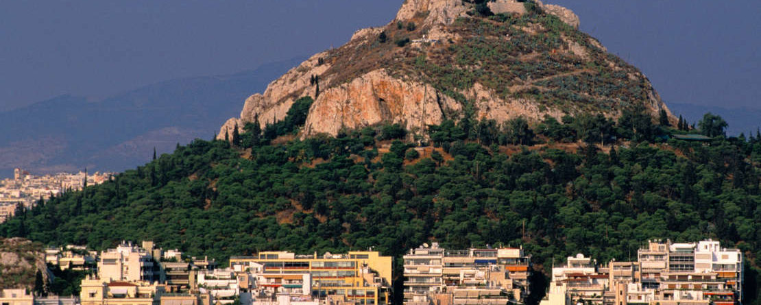 Lycabettus Hill athens private tour