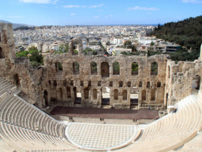 odeon of herodes atticus athens private tour